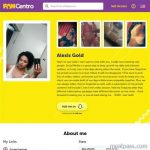 Alexis Gold Create a New Account